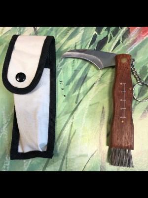 Martinez Albainox gobarski nož rezilo 6,5cm + mala metlica + pinceta