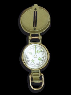 Dingo kompas vojaški zlat