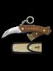 Martinez Albainox preklopni gobarski nož z metlico