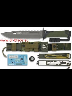 Martinez Albainox fiksni taktični nož THUNDER I-SERIE ENERGY z dodatki (32019)