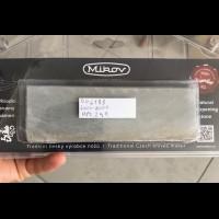 Mikov naravni brusilni kamen 150x50x20 mm (granulacije: 6000-8000)
