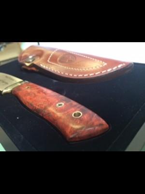 Muela prestižni fiksni nož, model: KODIAK 10TH (limited edition)