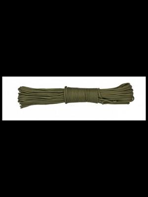 Martinez Albainox parakord vrvica 30 m - zelena (180kg) (33906-VE)