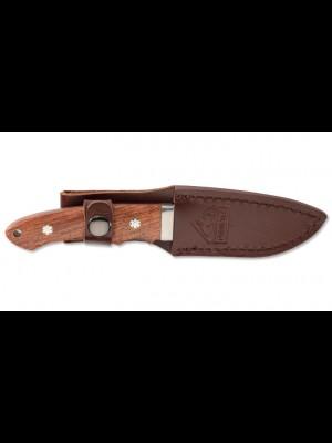 Puma fiksni nož, model: PUMA TEC belt knife (rosewood) (7326009)