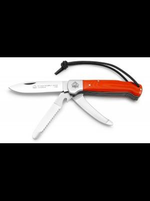 Puma preklopni nož (3 funkcije), model: IP la Caza micarta I (840128)